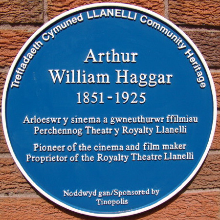 Arthur William Haggar