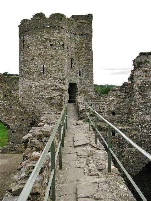 Kidwelly Castle Visit