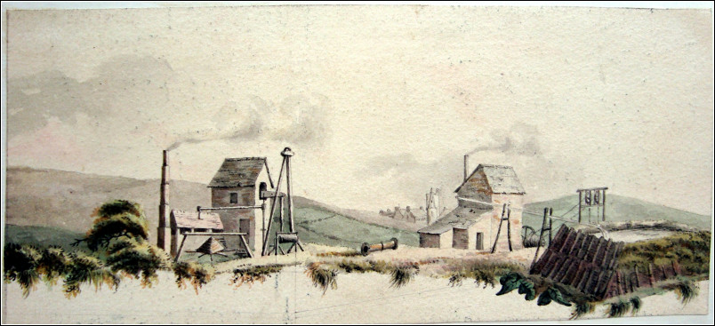 Box Colliery 1828,  Llanelli Library Collection