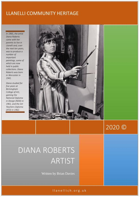 Diana Roberts the Llanelli Years