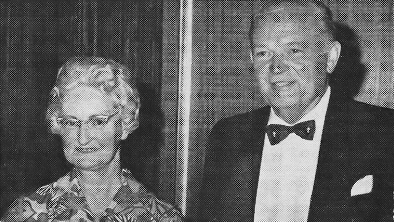 Doreen and Handel Rogers